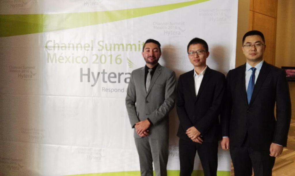 Hytera, compañía en radiocomunicaciones consolida su crecimiento en México - hytera