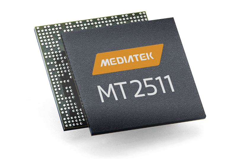 MediaTek presentó el chip MT2511 para dispositivos de salud y fitness - mediatek-mt2511