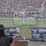 Microsoft HoloLens y la NFL ven hacia el futuro del fútbol americano