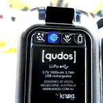 Luz de vídeo de acción Qudos Action de Knog [Reseña] - modo-luz-qudos-action