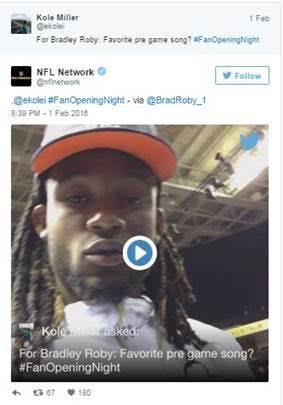 Sigue de cerca el Super Bowl a través de Twitter - nflnetwork-twitter
