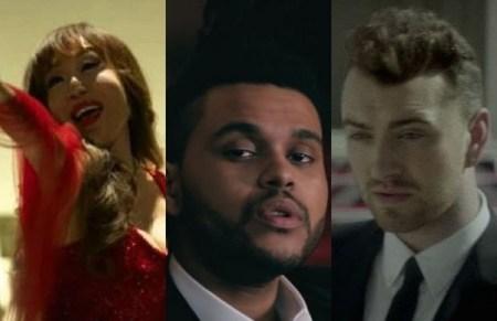 Escucha las cinco canciones nominadas a los premios Oscar 2016