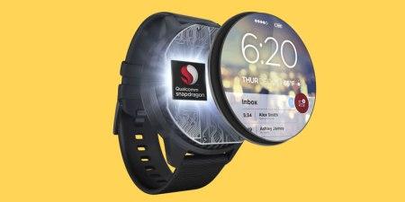 Qualcomm anuncia su nueva plataforma Snapdragon Wear; se viene una nueva generación de wearables