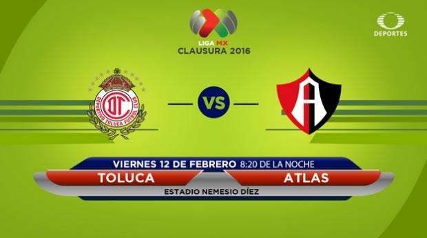 Toluca vs Atlas, Jornada 6 del Clausura 2016 ¡En vivo por internet! - toluca-vs-atlas-clausura-2016-por-televisa-deportes