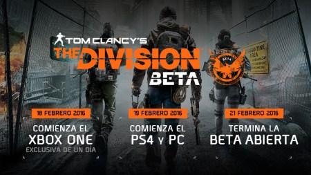 Ubisoft te lleva por un recorrido virtual de la Beta de Tom Clancy´s the Division