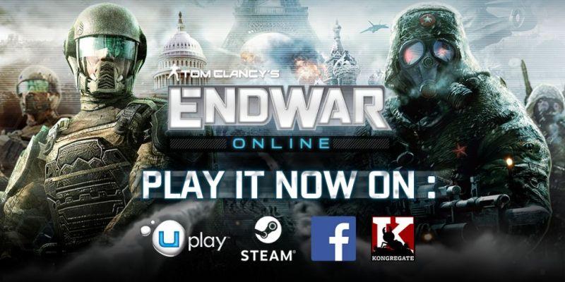 Tom Clancy´s Endwar online disponible en Steam, facebook y Kongregate - tom-clancys-endwarr-online-ya-esta-disponible-en-steam-facebook-y-kongregate-800x400