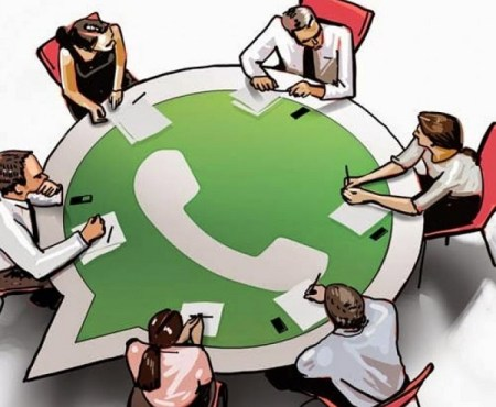 WhatsApp amplía número de participantes en conversaciones grupales