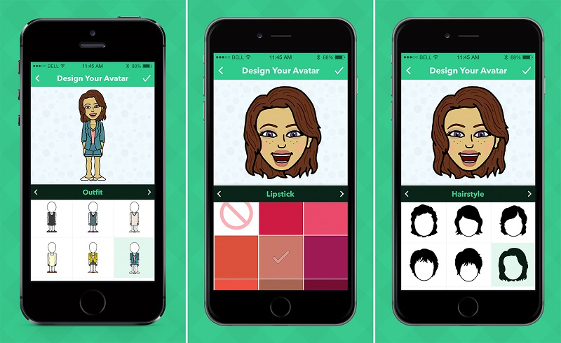 Snapchat compra Bitstrips, la empresa creadora de Bitmoji - bitmoji-800x490