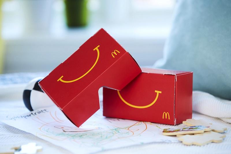 McDonalds repartirá gafas VR en sus 'cajitas felices' - cajita-feliz-realidad-virtual-2-800x534