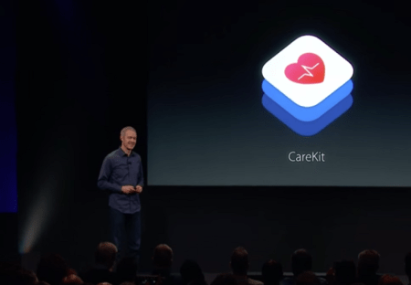 Apple anuncia CareKit; un kit de apps que ayuda a investigar enfermedades