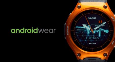 Casio lanza al mercado su primer smartwatch