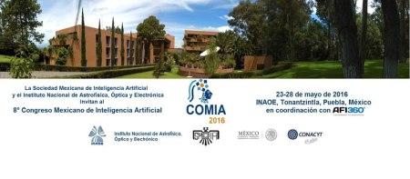 Anuncian el 8º Congreso Mexicano de Inteligencia Artificial