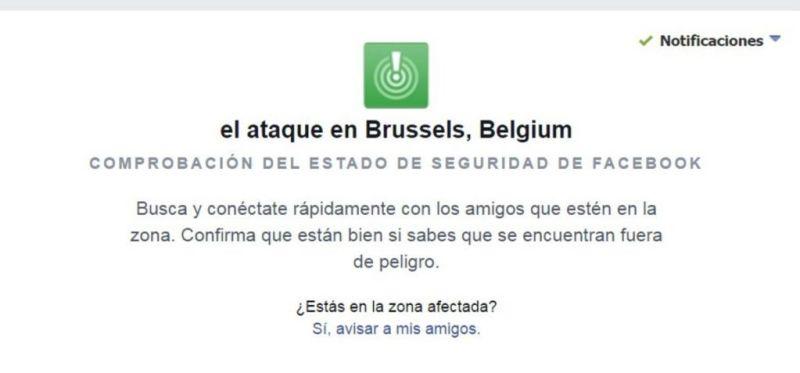 """Facebook vuelve a hacer uso del """"Safety Check"""" tras los atentados de Bruselas - facebook-bruselas-2-800x373"""