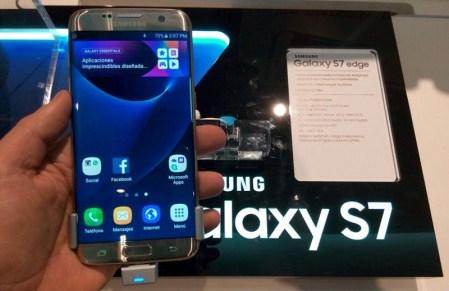 Amazon México da a conocer precios del Samsung Galaxy S7