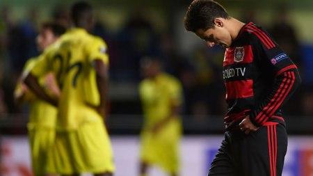 A qué hora juega Bayer Leverkusen vs Villarreal en la Europa League 2016