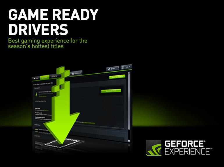 NVIDIA anuncia la llegada de un nuevo GeForce Game Ready Driver - que-es-game-ready-driver