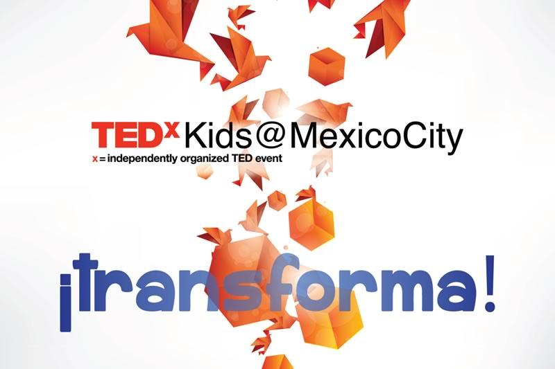 TEDxKids 2016 llega por primera vez a México - tedxkids-mexico-2016