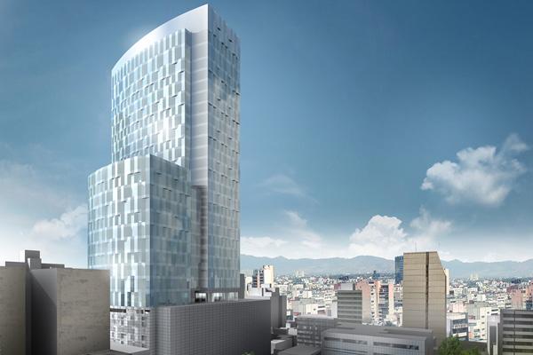 Los nuevos gigantes rascacielos que cambiarán el paisaje de la CDMX - torre-diana