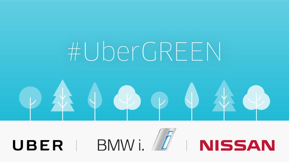 UberGREEN, viaja gratis en un auto 100% eléctrico - ubergreen