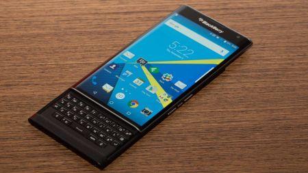 BlackBerry lanzaría dos nuevos móviles Android este año