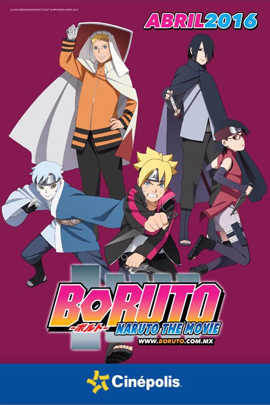 Cinépolis presenta Boruto: The Naruto Movie - boruto-the-naruto-movie