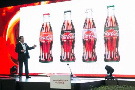 Coca-Cola anuncia la nueva estrategia global: Marca Única
