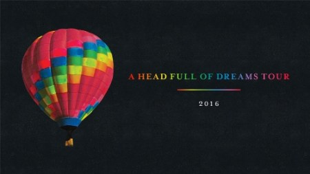 Gira «A Head Full of Dreams» de Coldplay establece un récord de público en CDMX