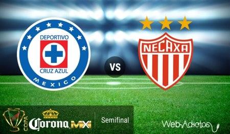 Cruz Azul vs Necaxa, Semifinal de Copa MX C2016 | Resultado: 2-3