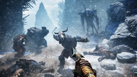 Survivor Mode, la nueva actualización de Far Cry Primal