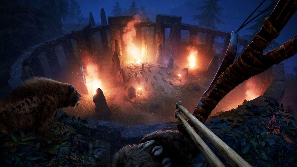 Survivor Mode, la nueva actualización de Far Cry Primal - far-cry-primal-3