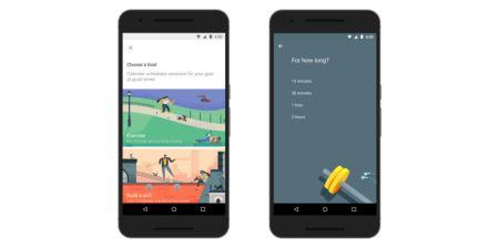 Google Calendar presenta Goals, para ayudarte a cumplir tus metas