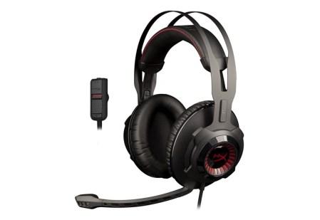 Los audífonos Cloud Revolver de HyperX son presentados ¡Su realismo de sonido te sumerge en los juegos!