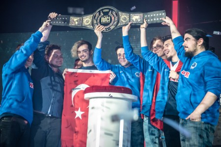 Supermassive es el vencedor absoluto del International Wild Card Invitational 2016
