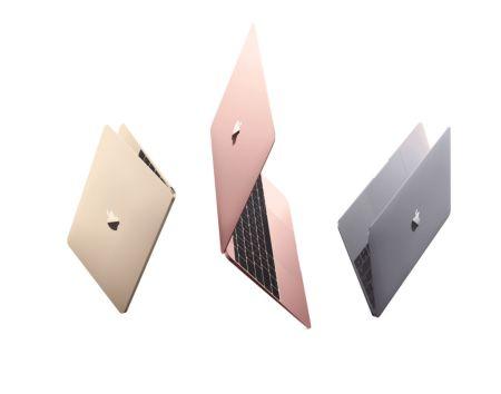 La MacBook recibe una actualización