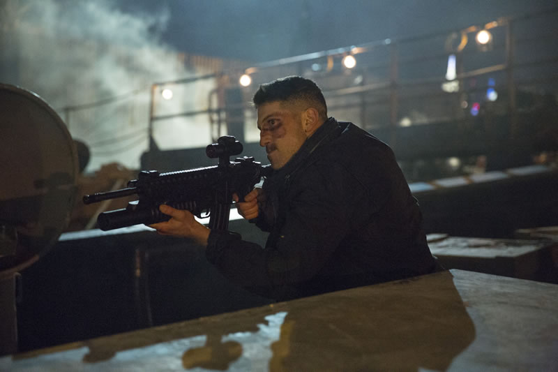 Netflix confirma la serie The Punisher de Marvel - netflix-the-punisher