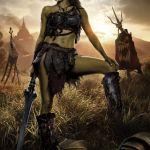 Revelan los pósters de los personajes de WarCraft: El primer encuentro de dos mundos - posters-warcraft-garona_las