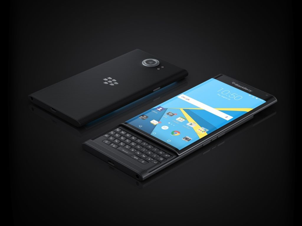 BlackBerry PRIV con Android disponible en Amazon México - priv_blackberry-2
