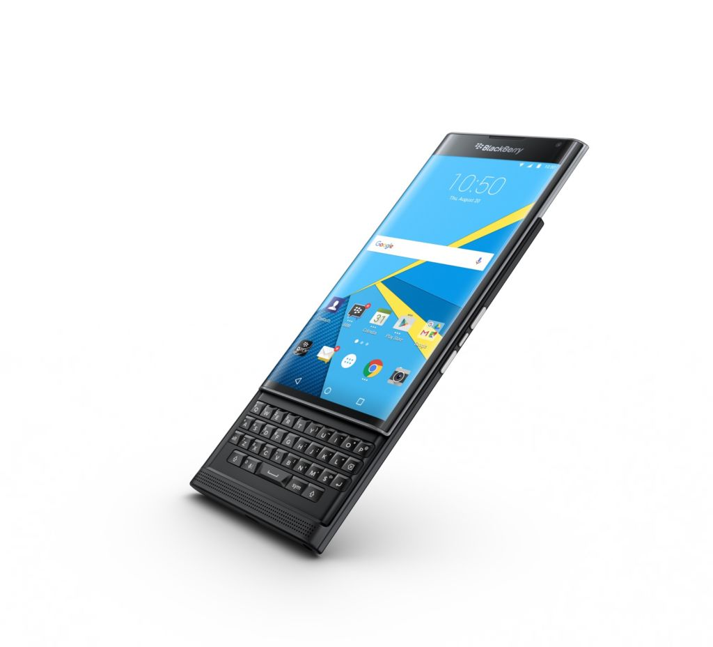 BlackBerry PRIV con Android disponible en Amazon México - priv_blackberry