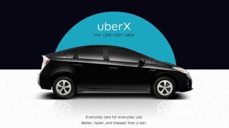 UberX regresa a Madrid, pero con choferes acreditados