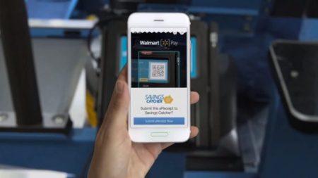 Walmart presenta un sistema de pagos móviles mediante códigos QR