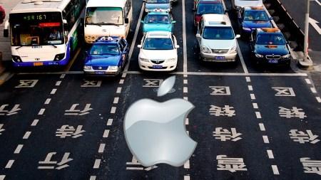 Apple invierte mil millones de dólares en un servicio chino de taxis privados
