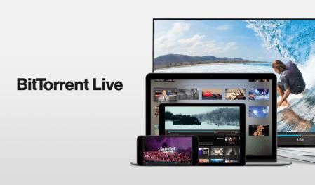 BitTorrent Live: plataforma de live stream que hace uso del P2P
