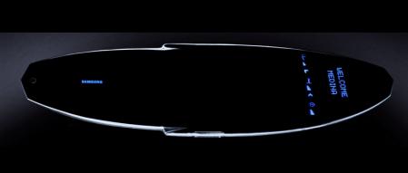 Samsung desarrolla el innovador prototipo de una tabla de surf inteligente