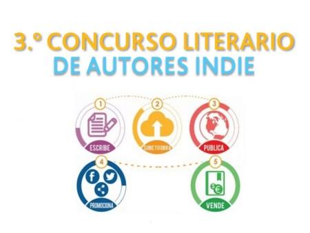 Amazon anuncian el Tercer Concurso Literario de Autores Independientes