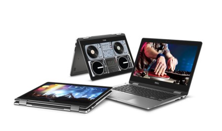 Dell lanza la primera 2-en-1 de 17 pulgadas y coloridas laptops en Computex