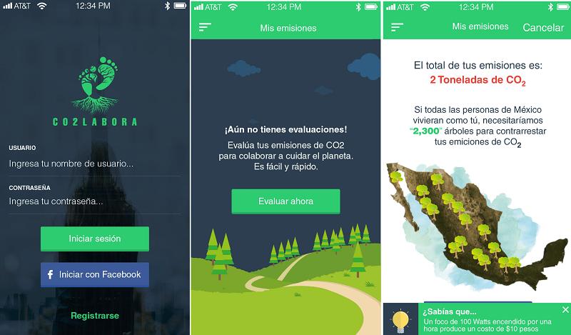 Estudiantes desarrollan app para reducir emisiones de gases de efecto invernadero - ea1cc3196eb85933abc2f354e2f9eb3d-800x469