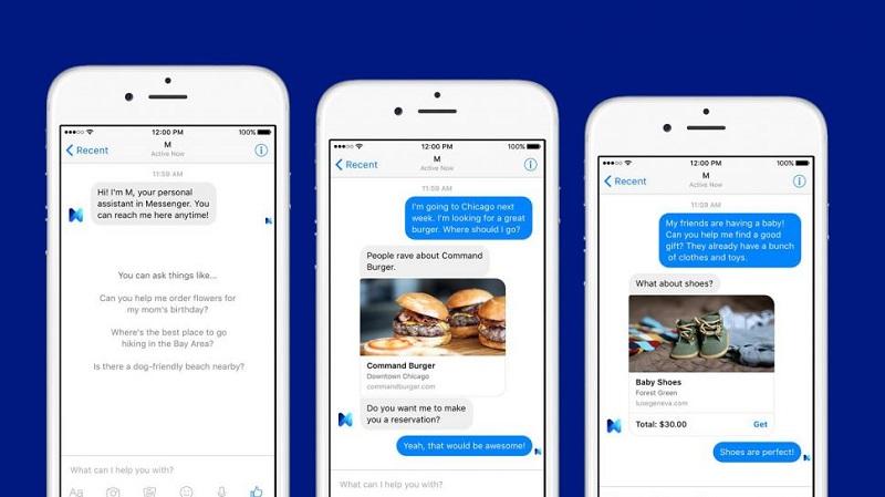 Los 'bots' de Facebook comienzan a cosechar éxito - facebook-messenger-bots-2-800x449