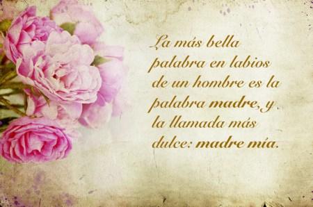 Frases del día de la madre para inspirarte este 10 de Mayo ¡Imperdibles!
