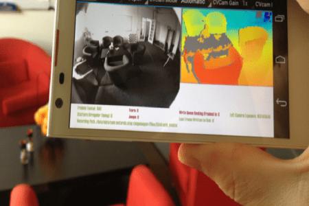 Google podrá mostrar el interior de los edificios en 3D gracias al proyecto 'Tango'