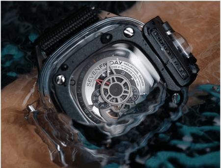 Heavy Duty Box, un reloj para situaciones extremas